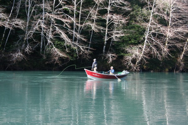 Book a trip wild rivers fishing brookings fishing guides for Fishing brookings oregon