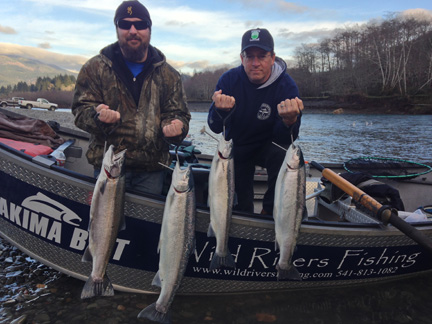 Limits, Jan. 3, Chetco River