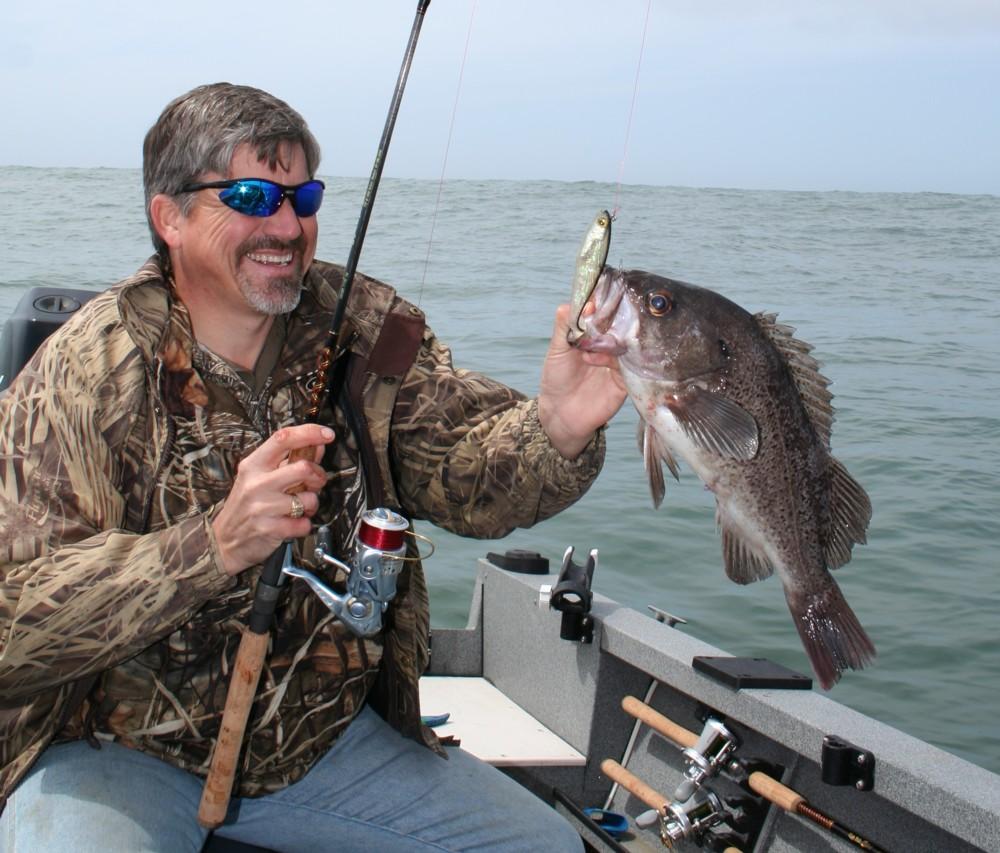 Brookings oregon charter boats brookings fishing trips for Brookings fishing charters