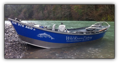 Fish Rite drift boat fishing with Andy Martin of Wild Rivers Fishing.