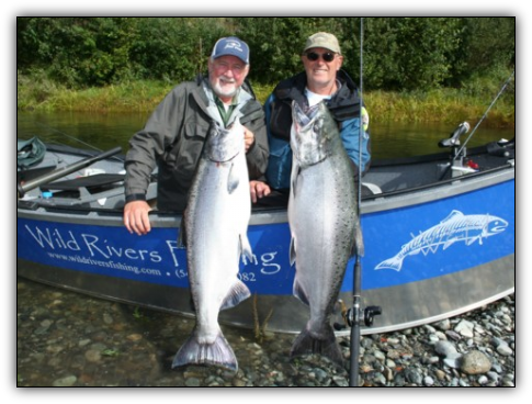 Smith river fishing smith river california salmon and for Salmon fishing northern california