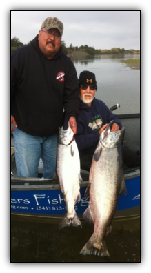 Smith River salmon