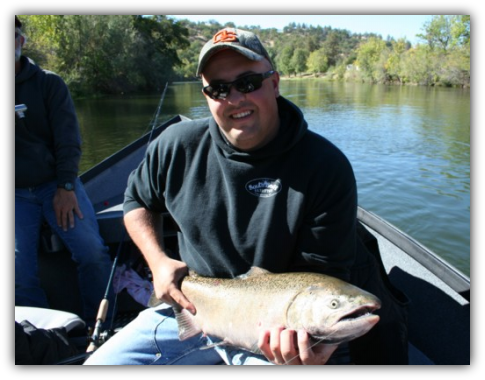 Klamath River Salmon Fishing Guides
