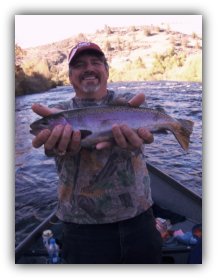 Klamath River steelhead Hornbrook, California